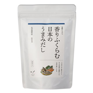 香りふくらむ日本のうまみだし(20パック入)