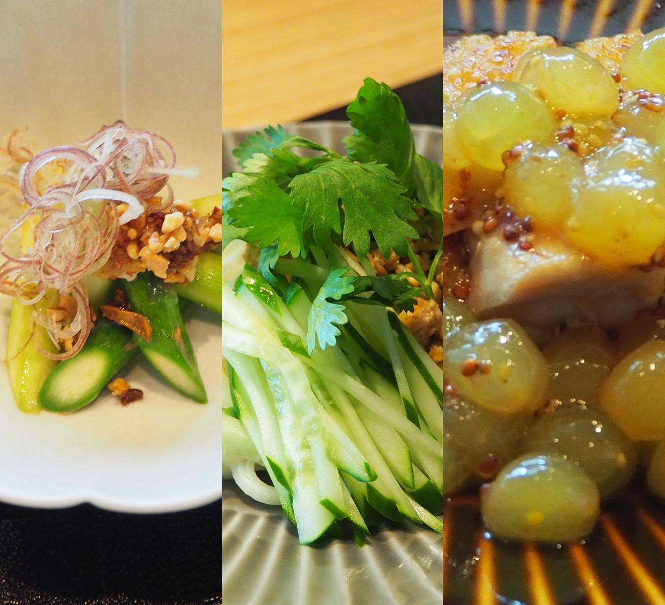7月料理セミナー   「夏に効く麺料理」の受付を開始します