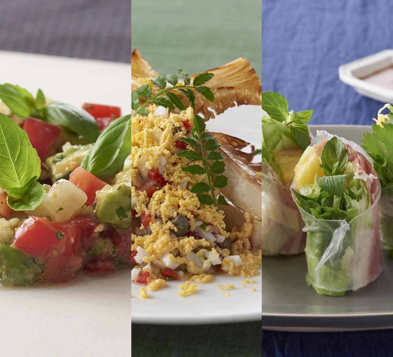 8月料理セミナー   「夏野菜を使ったレシピで日焼け跡を残さない!」の受付を開始します