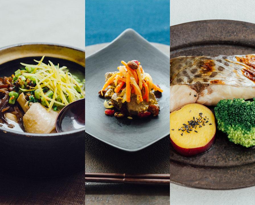 1月料理セミナー「胃にやさしい新年の和食」の受付を開始します