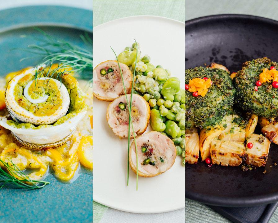 4月料理セミナー「心も身体もさわやかに新年度を迎える」の受付を開始します