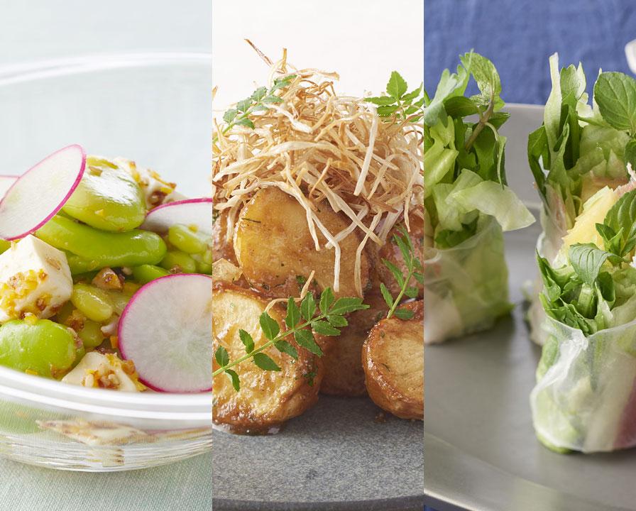 3月料理セミナー「春野菜で旬をいただく」の受付を開始します