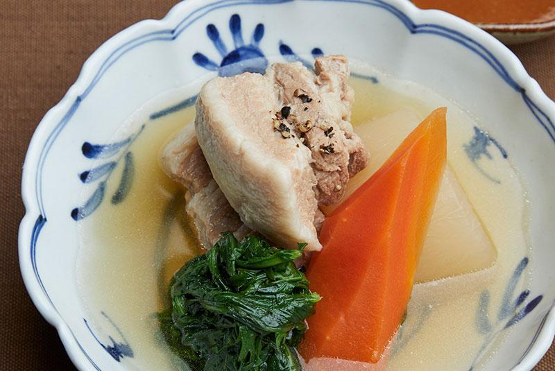 発酵のちから『香りふくらむ日本のうまみだし』でつくるポトフー風おでん