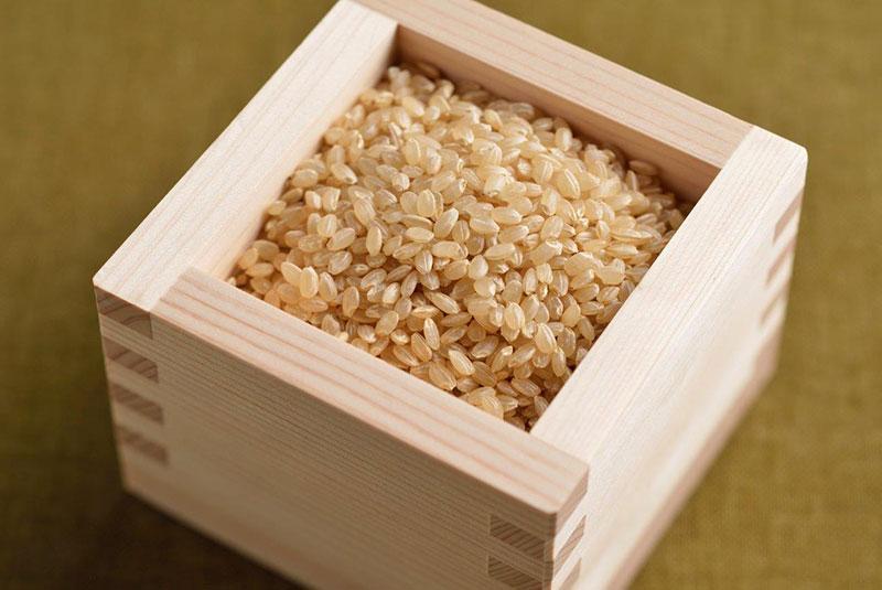 玄米食のすすめ
